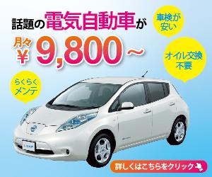 秘密の電気自動車専門Navi