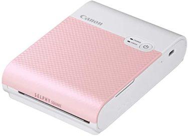 眠気も吹き飛ぶCanon スマートフォン用プリンター SELPHY SQUARE QX10